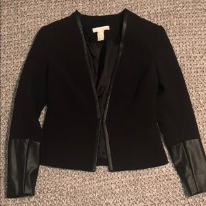Stylish H & M blazer.